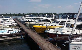 Hafen, Foto: Yachtcharter Werder