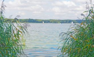 Zwischen Caputh und Ferch am Schwielowsee, Foto: André Stiebitz