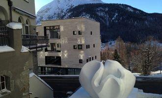 Element in den Bergen, Foto: Ilka Raupach