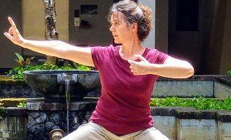 QiGong-Lehrerin Sabine Kugler