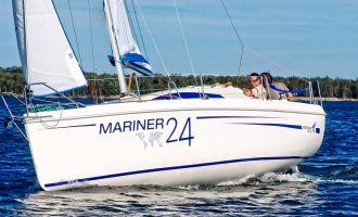 Segelyacht Mariner 24, Foto: Marin Yachts