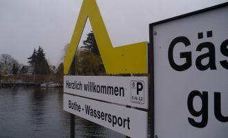 Bothe Wassersport - Gäste willkommen