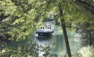 Auf dem Hausboot, Foto: Steyer