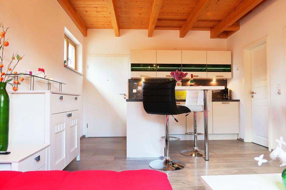 Ferienwohnung Villa Toskana am Caputher See (OG)