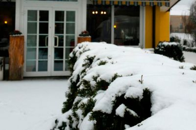 Hotel Landhaus Haveltreff, Winter: