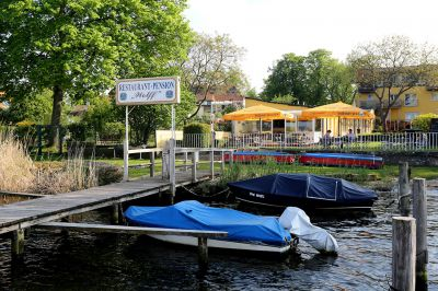 Pension Wolff am See, Stege: